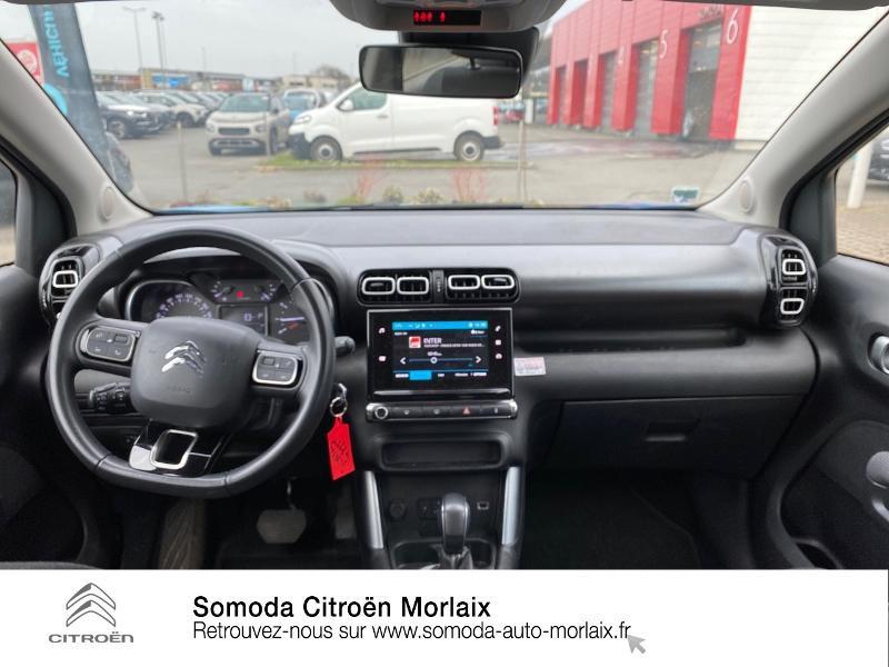 Photo 8 de l'offre de CITROEN C3 Aircross PureTech 110ch S&S Feel EAT6 E6.d-TEMP 114g à 16950€ chez Somoda - Citroën Morlaix