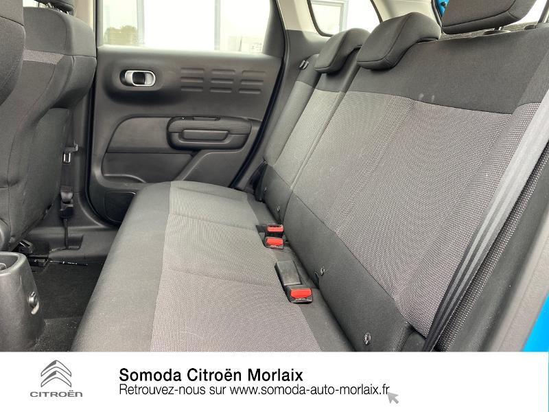 Photo 10 de l'offre de CITROEN C3 Aircross PureTech 110ch S&S Feel EAT6 E6.d-TEMP 114g à 16950€ chez Somoda - Citroën Morlaix