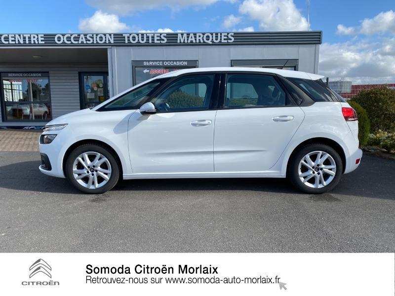 Photo 4 de l'offre de CITROEN C4 Picasso BlueHDi 120ch Business S&S EAT6 à 10990€ chez Somoda - Citroën Morlaix