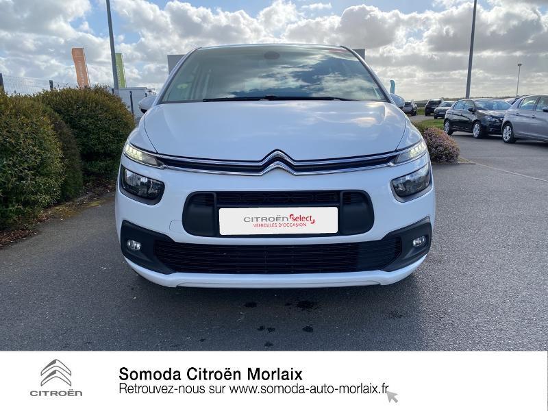 Photo 2 de l'offre de CITROEN C4 Picasso BlueHDi 120ch Business S&S EAT6 à 10990€ chez Somoda - Citroën Morlaix