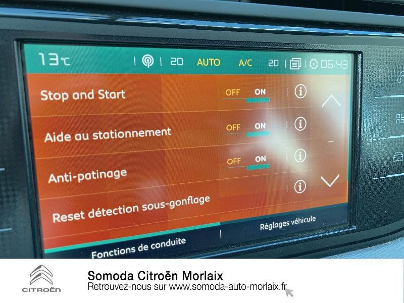 Photo 16 de l'offre de CITROEN C4 Picasso BlueHDi 120ch Business S&S EAT6 à 10990€ chez Somoda - Citroën Morlaix