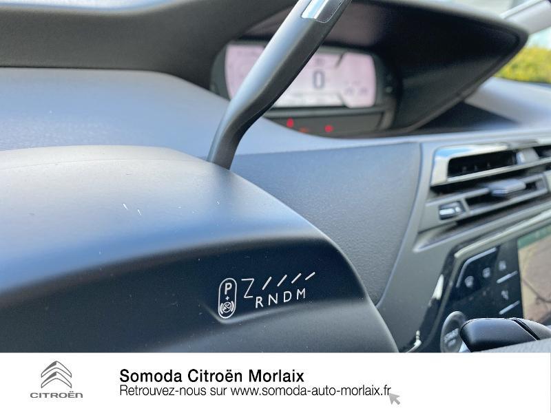 Photo 12 de l'offre de CITROEN C4 Picasso BlueHDi 120ch Business S&S EAT6 à 10990€ chez Somoda - Citroën Morlaix