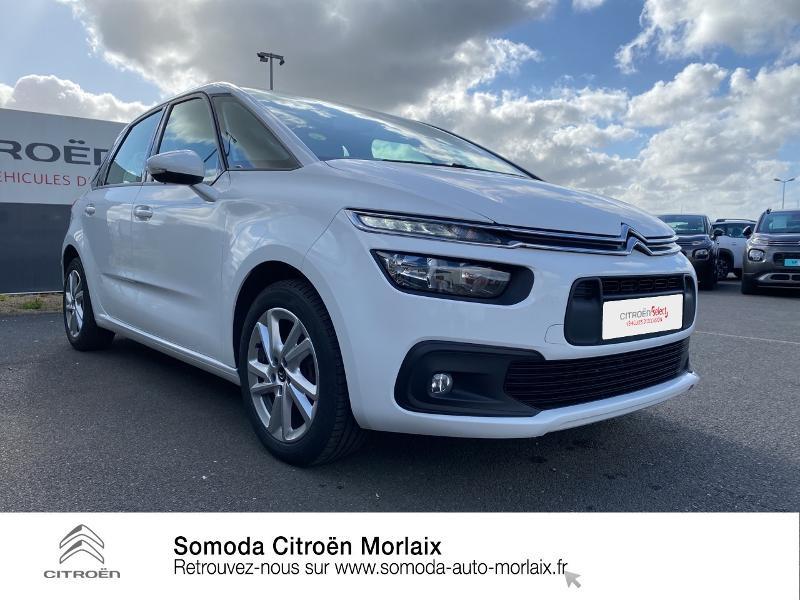 Photo 3 de l'offre de CITROEN C4 Picasso BlueHDi 120ch Business S&S EAT6 à 10990€ chez Somoda - Citroën Morlaix