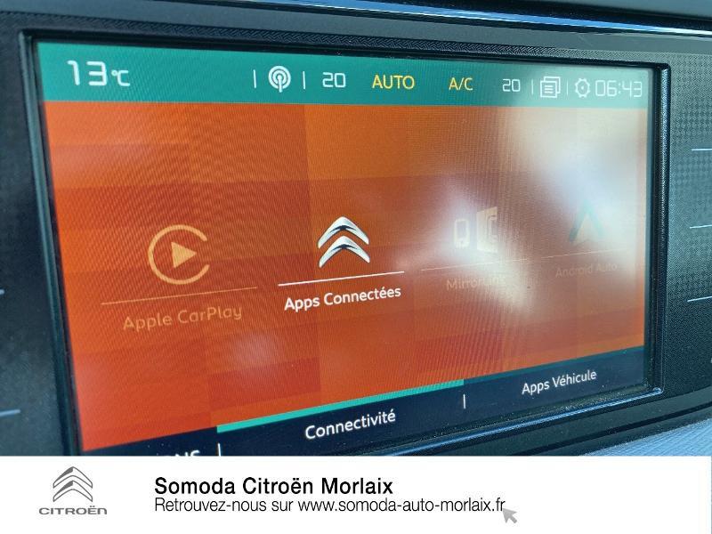 Photo 15 de l'offre de CITROEN C4 Picasso BlueHDi 120ch Business S&S EAT6 à 10990€ chez Somoda - Citroën Morlaix
