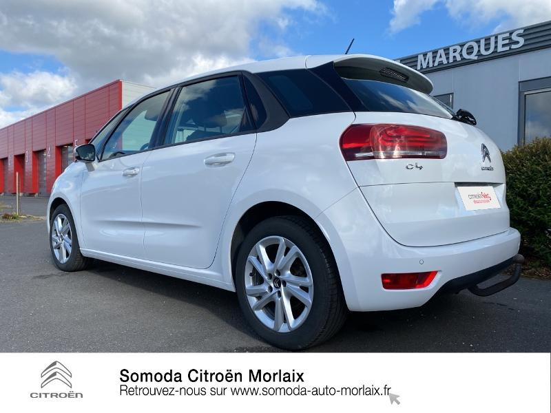 Photo 7 de l'offre de CITROEN C4 Picasso BlueHDi 120ch Business S&S EAT6 à 10990€ chez Somoda - Citroën Morlaix