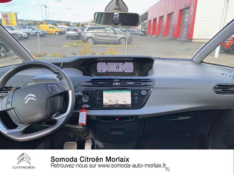 Photo 8 de l'offre de CITROEN C4 Picasso BlueHDi 120ch Business S&S EAT6 à 10990€ chez Somoda - Citroën Morlaix