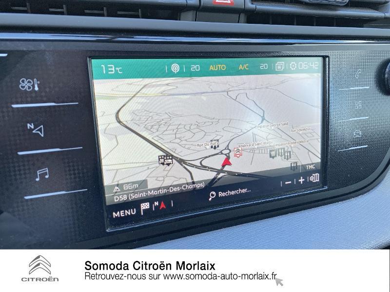 Photo 14 de l'offre de CITROEN C4 Picasso BlueHDi 120ch Business S&S EAT6 à 10990€ chez Somoda - Citroën Morlaix