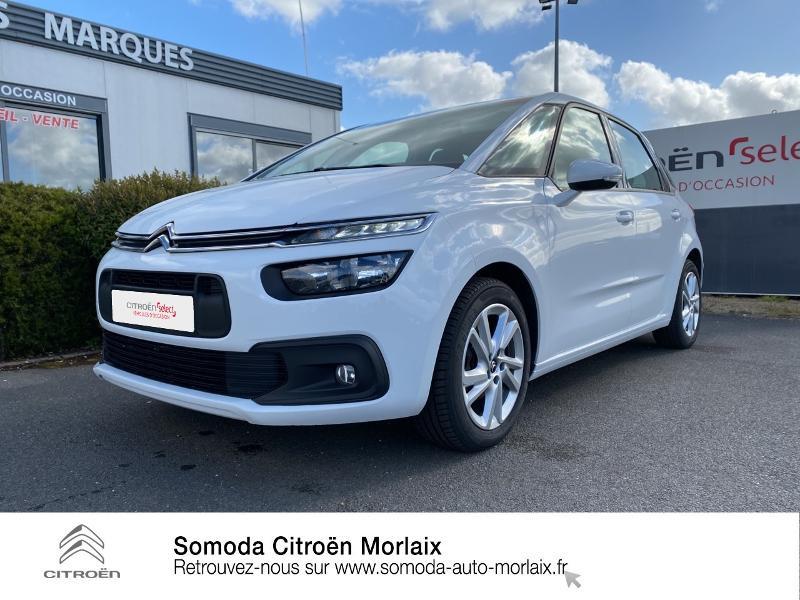 Photo 19 de l'offre de CITROEN C4 Picasso BlueHDi 120ch Business S&S EAT6 à 10990€ chez Somoda - Citroën Morlaix