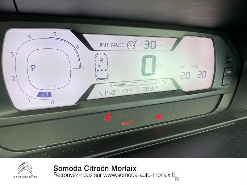Photo 13 de l'offre de CITROEN C4 Picasso BlueHDi 120ch Business S&S EAT6 à 10990€ chez Somoda - Citroën Morlaix