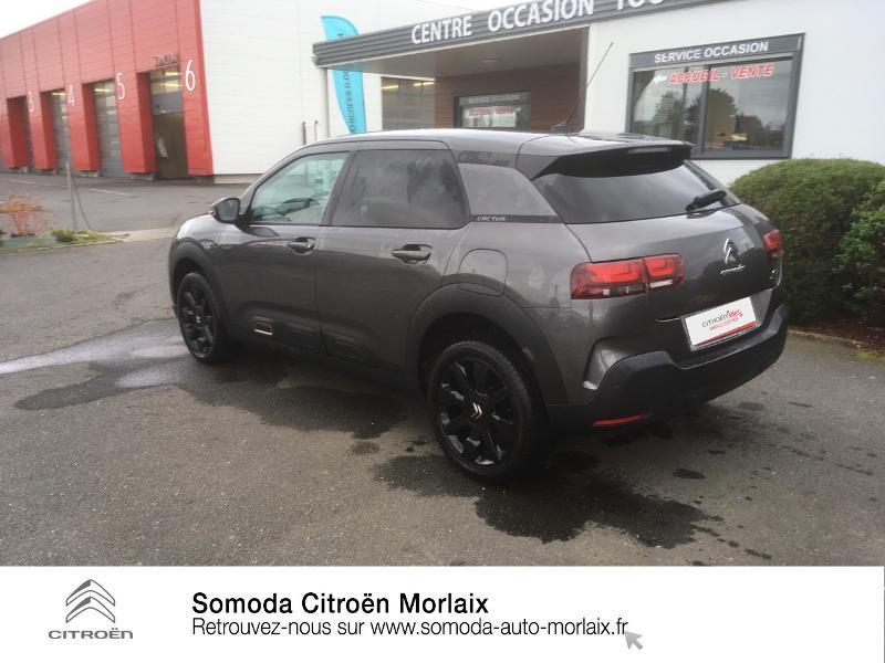 Photo 7 de l'offre de CITROEN C4 Cactus PureTech 110ch S&S Origins à 17990€ chez Somoda - Citroën Morlaix