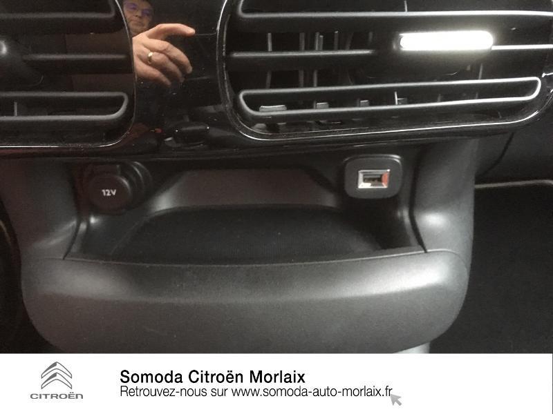 Photo 16 de l'offre de CITROEN C4 Cactus PureTech 110ch S&S Origins à 17990€ chez Somoda - Citroën Morlaix