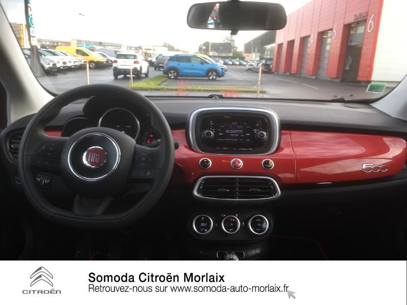 Photo 8 de l'offre de FIAT 500X 1.6 E-torQ 110ch Popstar à 13990€ chez Somoda - Citroën Morlaix