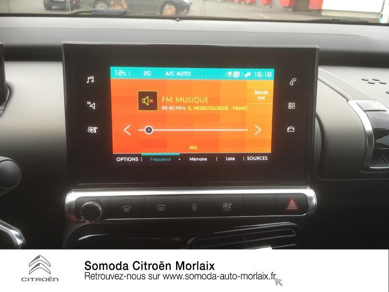 Photo 12 de l'offre de CITROEN C4 Cactus PureTech 110ch S&S Origins à 17990€ chez Somoda - Citroën Morlaix