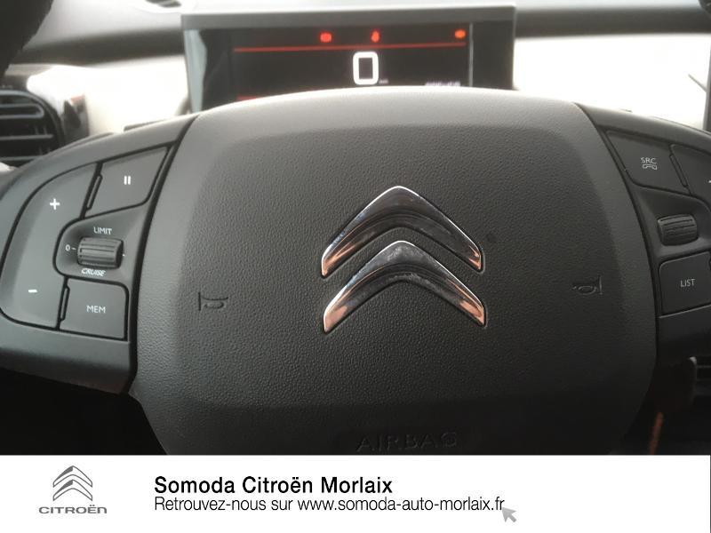 Photo 13 de l'offre de CITROEN C4 Cactus PureTech 110ch S&S Origins à 17990€ chez Somoda - Citroën Morlaix