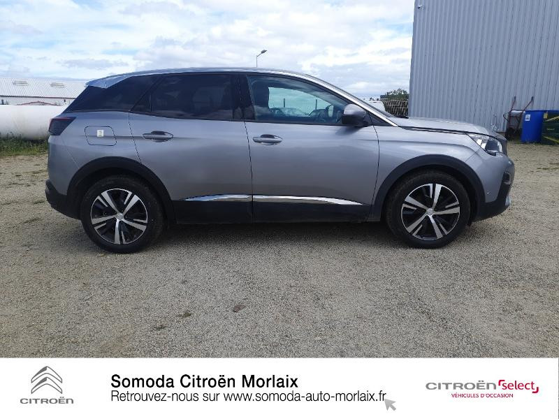 Photo 4 de l'offre de PEUGEOT 3008 1.5 BlueHDi 130ch E6.c Allure S&S 111g à 26490€ chez Somoda - Citroën Morlaix