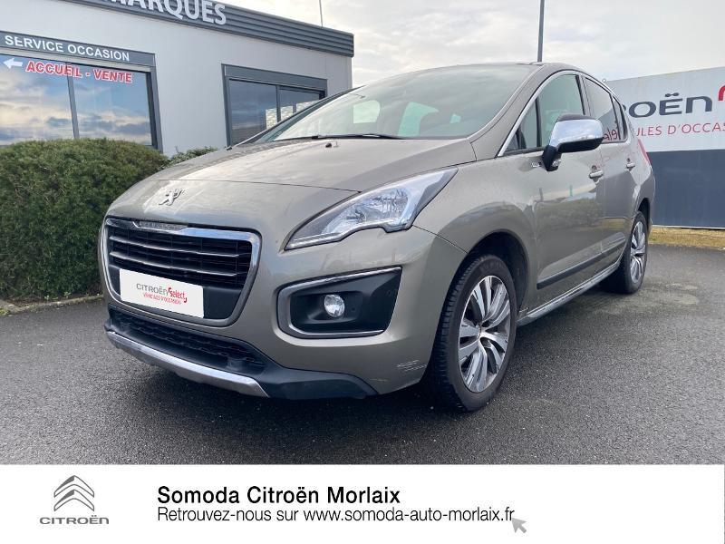 Photo 17 de l'offre de PEUGEOT 3008 1.6 BlueHDi 120ch Style II S&S à 13990€ chez Somoda - Citroën Morlaix