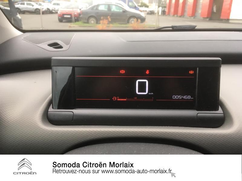 Photo 14 de l'offre de CITROEN C4 Cactus PureTech 110ch S&S Origins à 17990€ chez Somoda - Citroën Morlaix
