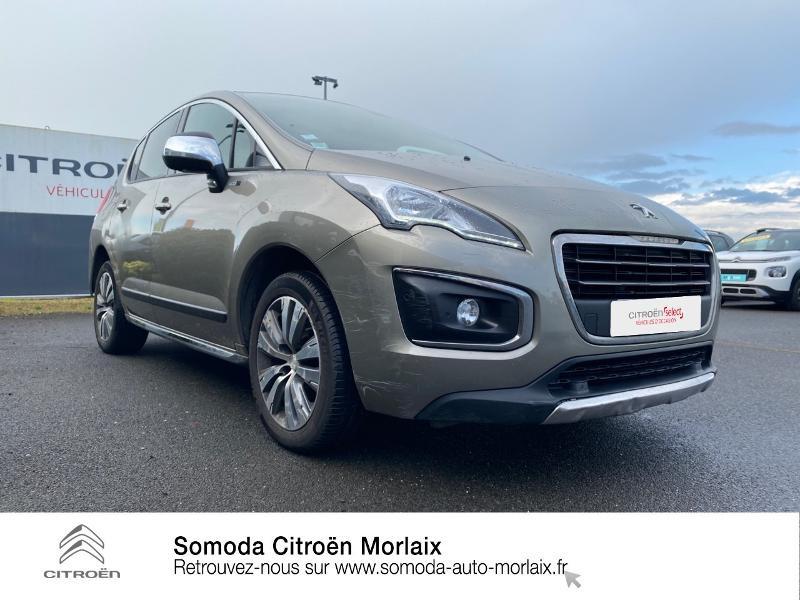 Photo 3 de l'offre de PEUGEOT 3008 1.6 BlueHDi 120ch Style II S&S à 13990€ chez Somoda - Citroën Morlaix