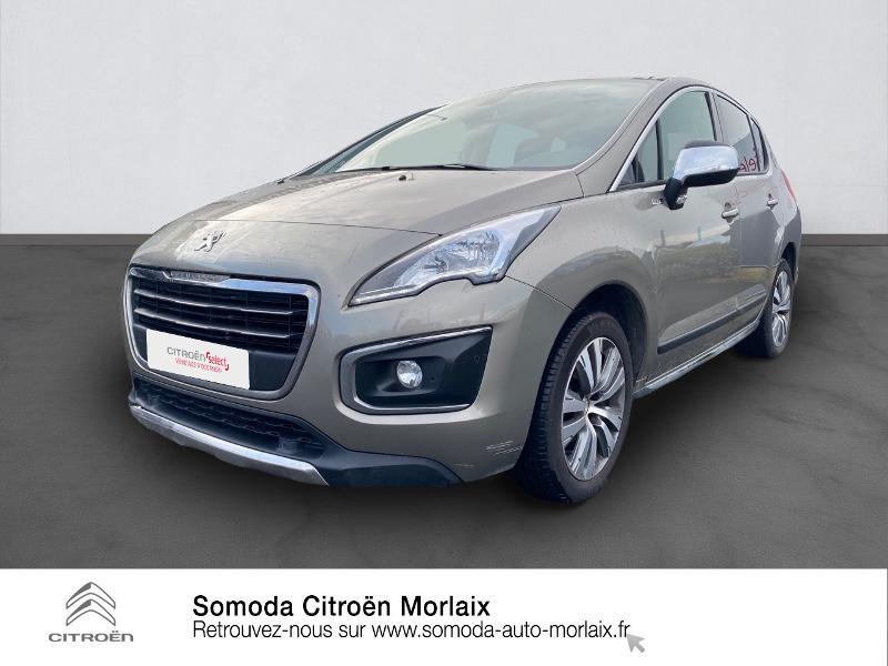 Photo 1 de l'offre de PEUGEOT 3008 1.6 BlueHDi 120ch Style II S&S à 13990€ chez Somoda - Citroën Morlaix