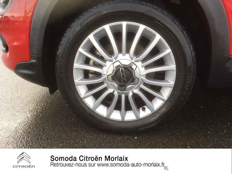 Photo 11 de l'offre de FIAT 500X 1.6 E-torQ 110ch Popstar à 13990€ chez Somoda - Citroën Morlaix