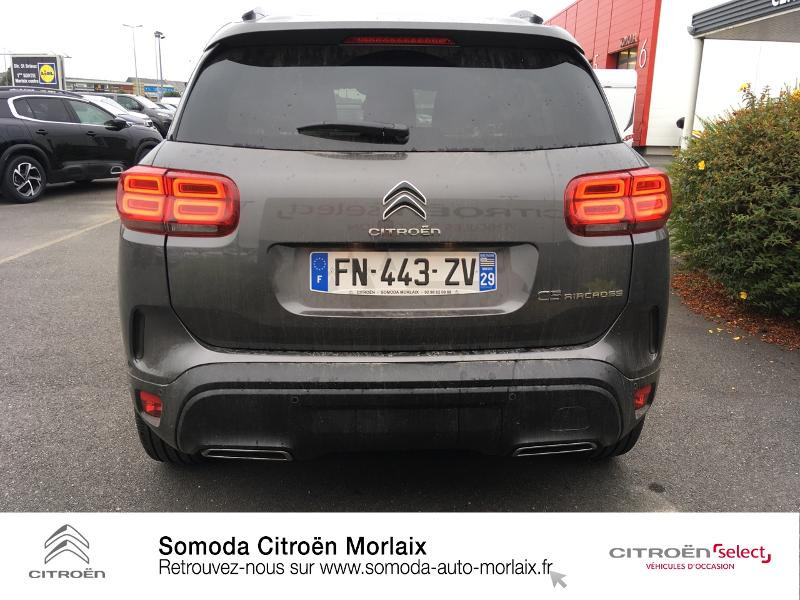 Photo 4 de l'offre de CITROEN C5 Aircross BlueHDi 180ch S&S Shine EAT8 à 32990€ chez Somoda - Citroën Morlaix
