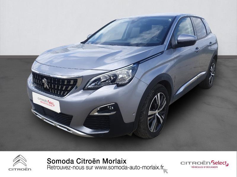 Photo 1 de l'offre de PEUGEOT 3008 1.5 BlueHDi 130ch E6.c Allure S&S 111g à 26490€ chez Somoda - Citroën Morlaix