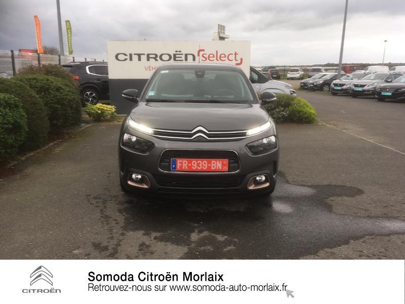 Photo 2 de l'offre de CITROEN C4 Cactus PureTech 110ch S&S Origins à 17990€ chez Somoda - Citroën Morlaix