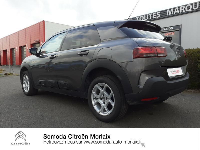 Photo 7 de l'offre de CITROEN C4 Cactus PureTech 110ch S&S Feel Business E6.d à 16490€ chez Somoda - Citroën Morlaix
