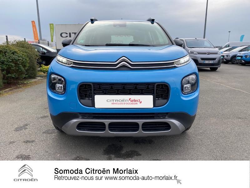 Photo 2 de l'offre de CITROEN C3 Aircross PureTech 110ch S&S Feel EAT6 E6.d-TEMP 114g à 16950€ chez Somoda - Citroën Morlaix
