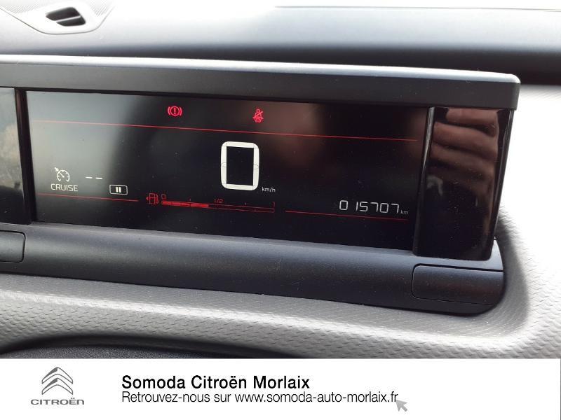 Photo 12 de l'offre de CITROEN C4 Cactus PureTech 110ch S&S Feel Business E6.d à 16490€ chez Somoda - Citroën Morlaix