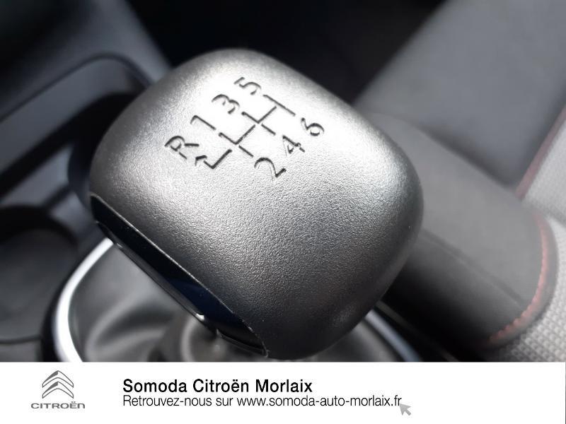 Photo 17 de l'offre de CITROEN C4 Cactus PureTech 110ch S&S Feel Business E6.d à 16490€ chez Somoda - Citroën Morlaix