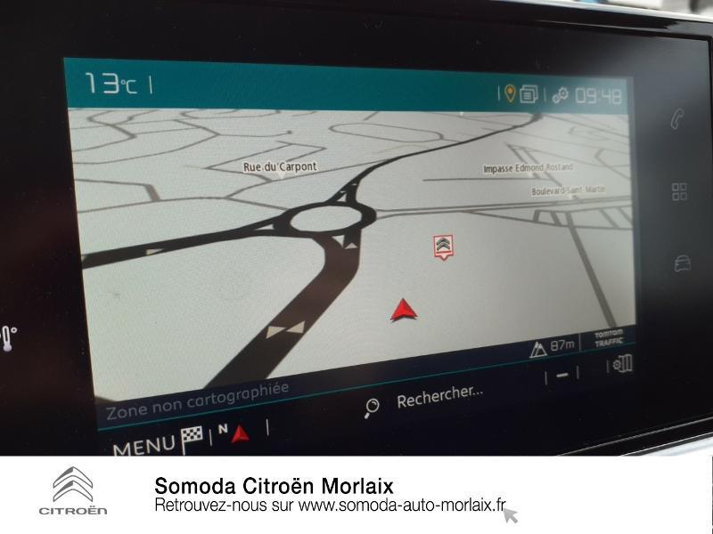 Photo 13 de l'offre de CITROEN C4 Cactus PureTech 110ch S&S Feel Business E6.d à 16490€ chez Somoda - Citroën Morlaix