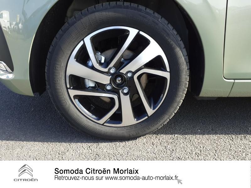 Photo 11 de l'offre de PEUGEOT 108 VTi 72 Collection S&S 4cv 5p à 13990€ chez Somoda - Citroën Morlaix