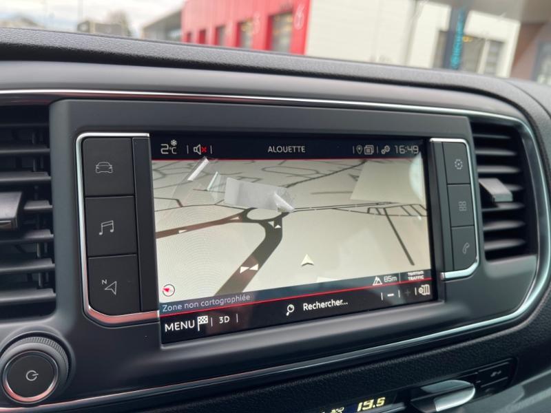Photo 17 de l'offre de CITROEN Jumpy Fg M 2.0 BlueHDi 180ch S&S Cabine Approfondie Fixe Driver EAT8 à 34900€ chez Somoda - Citroën Morlaix