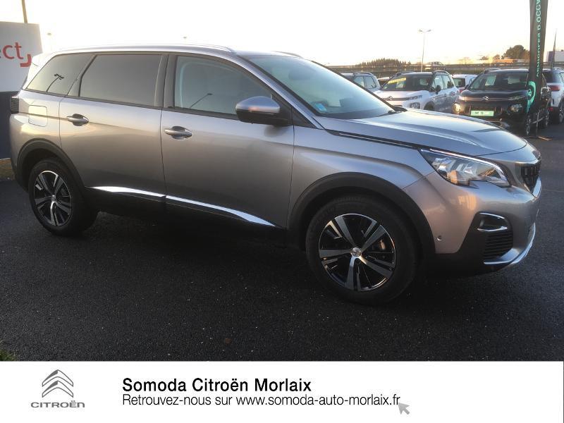 Photo 4 de l'offre de PEUGEOT 5008 1.5 BlueHDi 130ch S&S Allure EAT8 à 32900€ chez Somoda - Citroën Morlaix