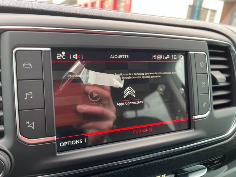 Photo 18 de l'offre de CITROEN Jumpy Fg M 2.0 BlueHDi 180ch S&S Cabine Approfondie Fixe Driver EAT8 à 34900€ chez Somoda - Citroën Morlaix