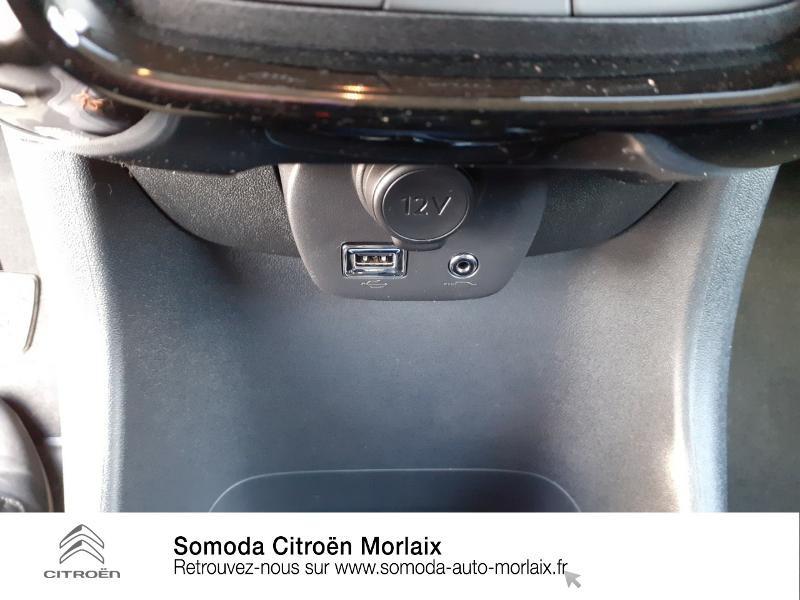 Photo 16 de l'offre de PEUGEOT 108 VTi 72 Collection S&S 4cv 5p à 13990€ chez Somoda - Citroën Morlaix