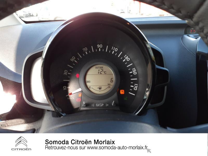 Photo 14 de l'offre de PEUGEOT 108 VTi 72 Collection S&S 4cv 5p à 13990€ chez Somoda - Citroën Morlaix