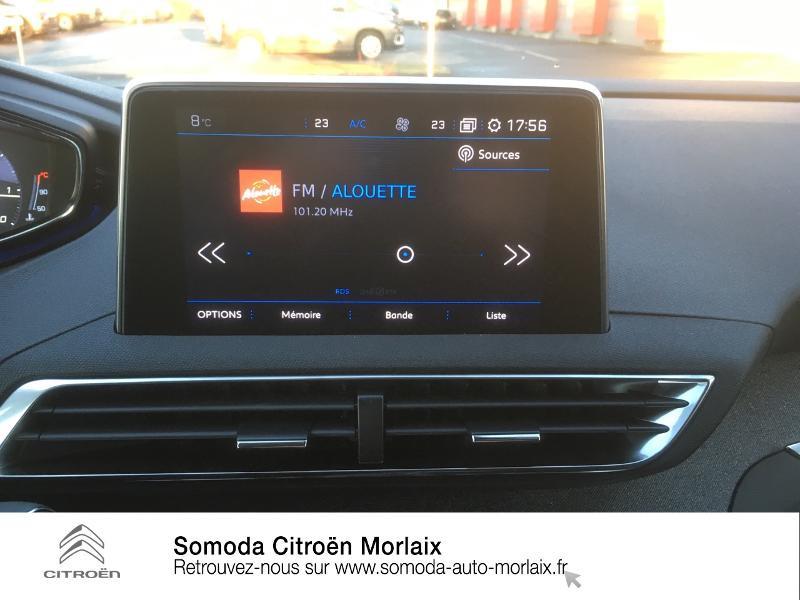 Photo 12 de l'offre de PEUGEOT 5008 1.5 BlueHDi 130ch S&S Allure EAT8 à 32900€ chez Somoda - Citroën Morlaix