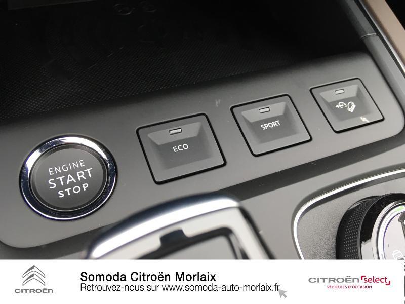 Photo 13 de l'offre de CITROEN C5 Aircross BlueHDi 180ch S&S Shine EAT8 à 32990€ chez Somoda - Citroën Morlaix