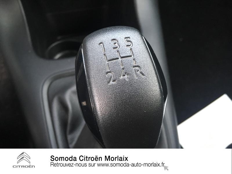 Photo 18 de l'offre de CITROEN C3 Ste 1.6 BlueHDi 100ch S&S Feel Nav E6.d-TEMP à 10900€ chez Somoda - Citroën Morlaix