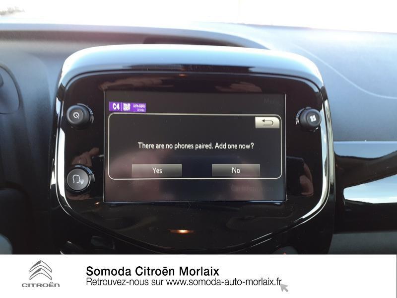 Photo 12 de l'offre de PEUGEOT 108 VTi 72 Collection S&S 4cv 5p à 13990€ chez Somoda - Citroën Morlaix
