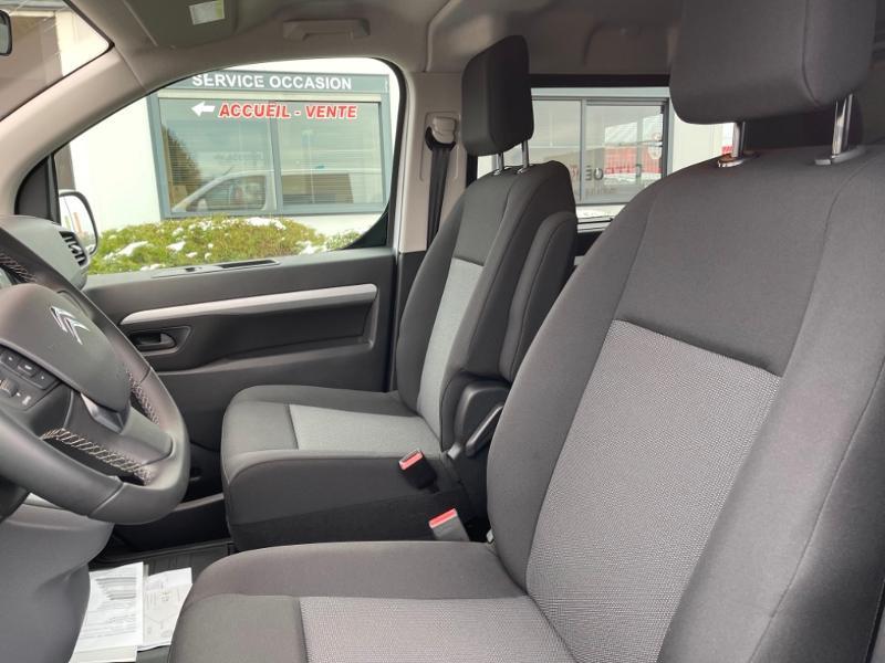 Photo 10 de l'offre de CITROEN Jumpy Fg M 2.0 BlueHDi 180ch S&S Cabine Approfondie Fixe Driver EAT8 à 34900€ chez Somoda - Citroën Morlaix