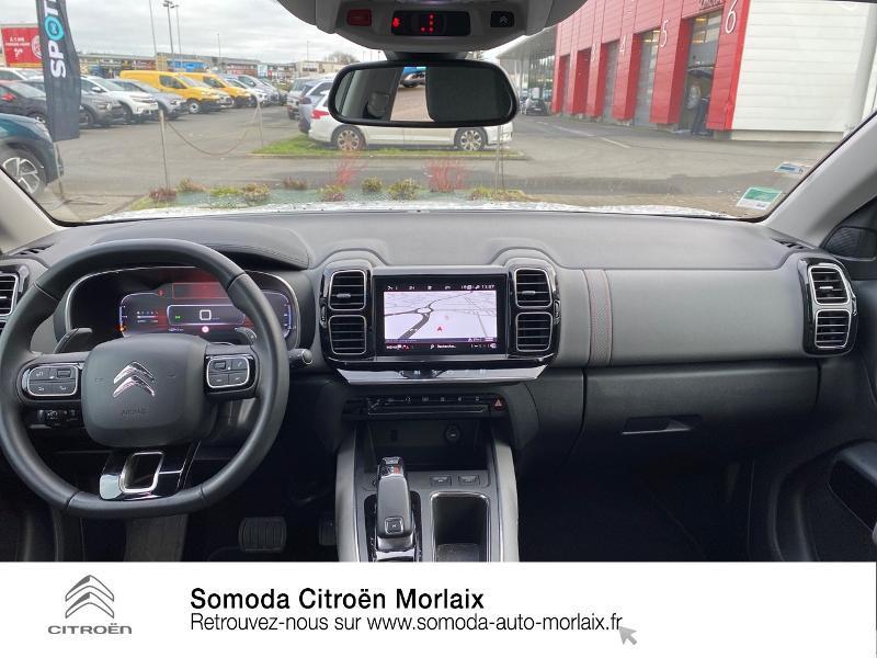 Photo 8 de l'offre de CITROEN C5 Aircross PureTech 180ch S&S Feel EAT8 à 26990€ chez Somoda - Citroën Morlaix