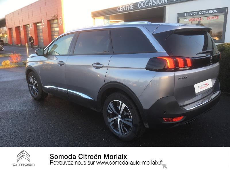 Photo 7 de l'offre de PEUGEOT 5008 1.5 BlueHDi 130ch S&S Allure EAT8 à 32900€ chez Somoda - Citroën Morlaix