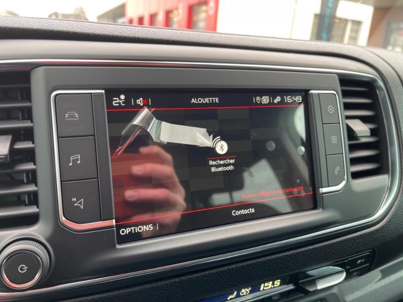 Photo 19 de l'offre de CITROEN Jumpy Fg M 2.0 BlueHDi 180ch S&S Cabine Approfondie Fixe Driver EAT8 à 34900€ chez Somoda - Citroën Morlaix