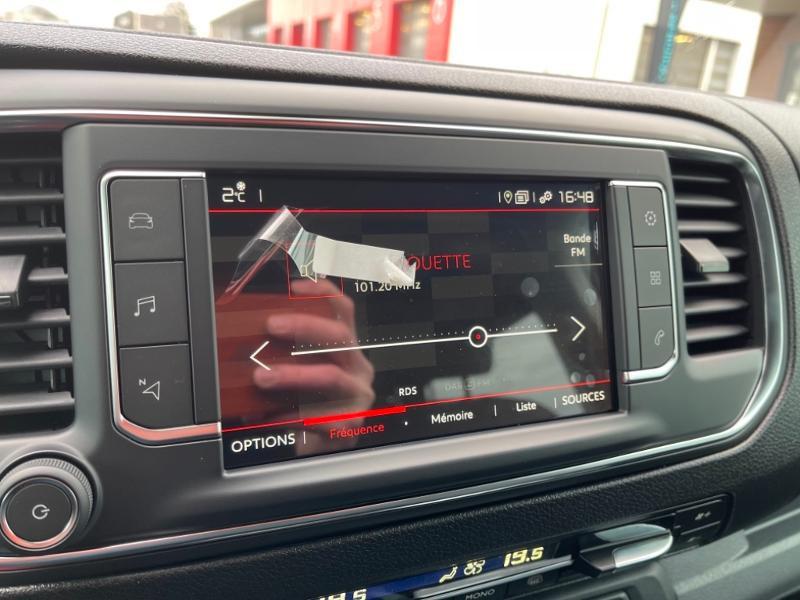 Photo 16 de l'offre de CITROEN Jumpy Fg M 2.0 BlueHDi 180ch S&S Cabine Approfondie Fixe Driver EAT8 à 34900€ chez Somoda - Citroën Morlaix