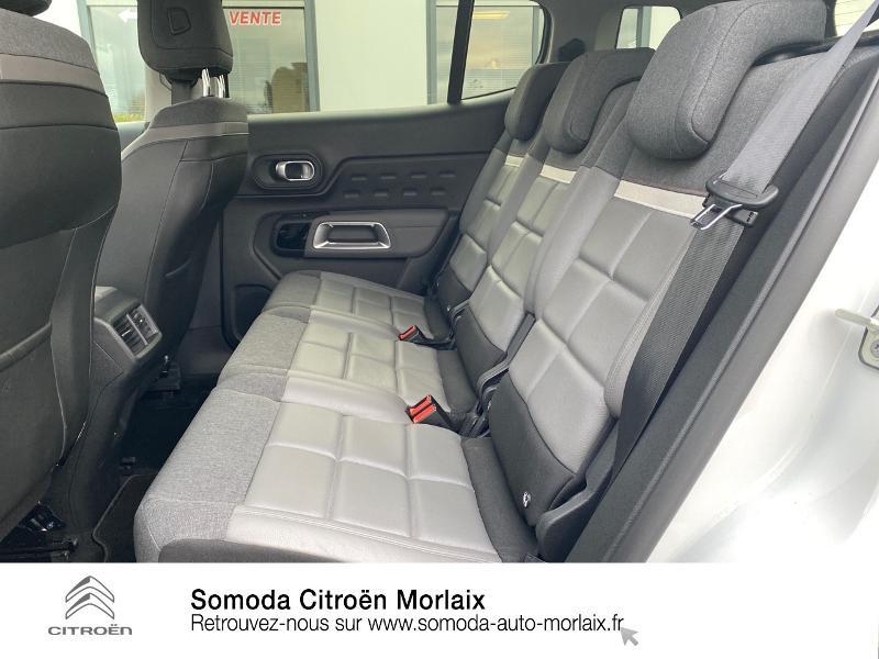 Photo 10 de l'offre de CITROEN C5 Aircross PureTech 180ch S&S Feel EAT8 à 26990€ chez Somoda - Citroën Morlaix