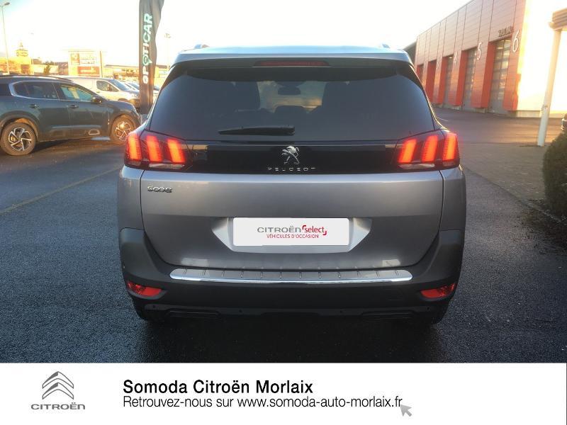Photo 5 de l'offre de PEUGEOT 5008 1.5 BlueHDi 130ch S&S Allure EAT8 à 32900€ chez Somoda - Citroën Morlaix