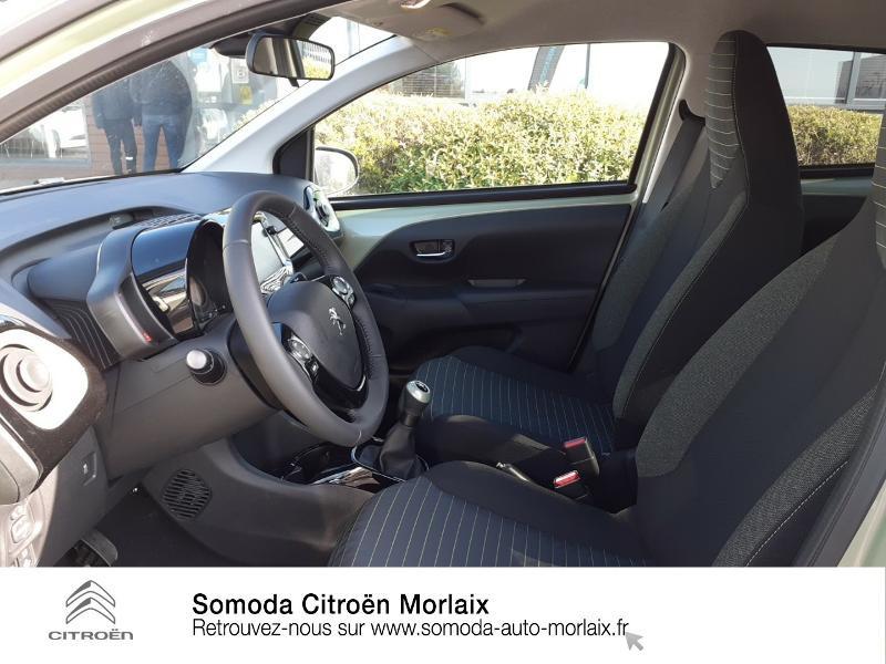 Photo 9 de l'offre de PEUGEOT 108 VTi 72 Collection S&S 4cv 5p à 13990€ chez Somoda - Citroën Morlaix